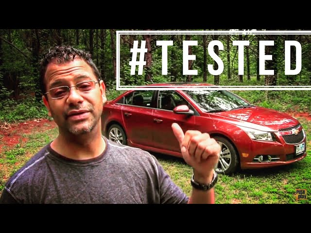 2012 Chevy Cruze | an average guy's review - YouTube