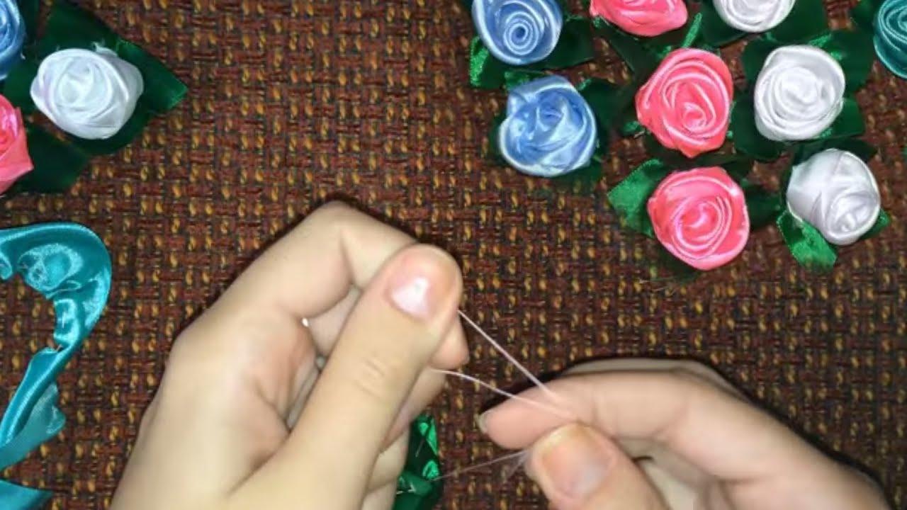 Как сделать цветы своими 45
