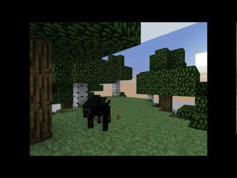 TTTT Minecraft: Aliens Vs. Predator Mod - Alien Trailer