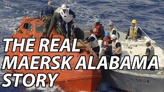 The Somalia Truth - The Real Maersk Alabama/Somali Pirate story (Never seen before footage)