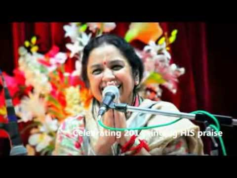 Shree Ram Sharnam, New Year 2014 Celebrations, Bhajan, Gohana video