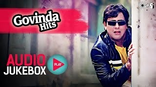 Govinda Hits  Audio Jukebox  Full Songs Non Stop