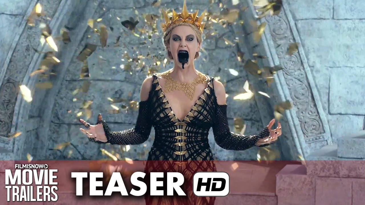The Huntsman: Winter's War Trailer Teaser (2016)