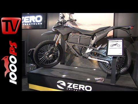 Zero FX E-Bike | Motorr�der Dortmund 2015