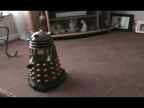 Voice Command Dalek