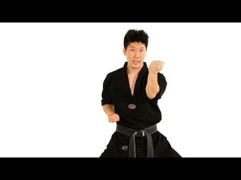 How to Do Horse Stance Drills | Taekwondo Training Image 1
