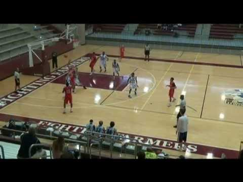 Anderson Bazile - 2014 Summer AAU Highlights