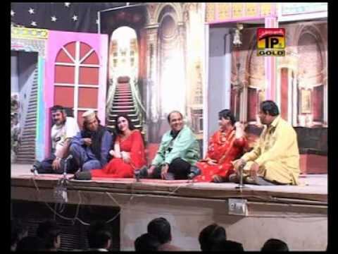 New Stage Drama - Chamak Chalo Aima Khan - Saraiki Drama 2014 - Part 2 video