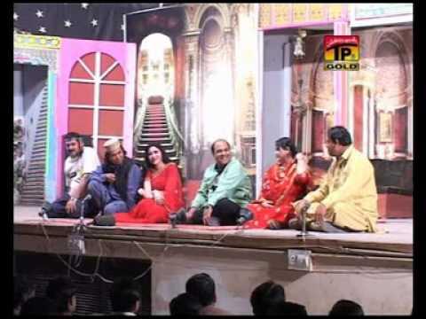 New Stage Drama - Chamak Chalo Aima Khan - Saraiki Drama 2014...