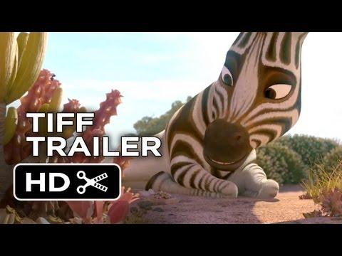 TIFF (2013) - Khumba Trailer #1 - Liam Neeson, Steve Buscemi Animated Movie HD