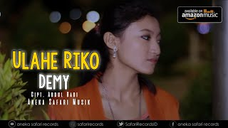Banyuwangi Terbaru - Ulahe Riko ( Official Music Video )