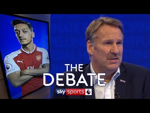 Alexis Sanchez and Mesut Ozil to leave on a free?! | Ian Wright & Paul Merson | The Debate