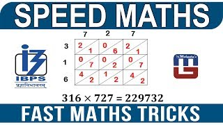 FAST MATHS TRICK | SPEED MATHS | ALL COMPETITIVE EXAMS