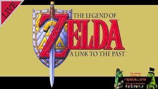 ||Legend of Zelda: A Link to the Past || Rapscallions Let's Play || Part 3 || Live! ||