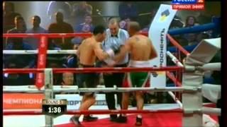 Руслан Проводников vs Хосе Луиса Кастильо 5 раунд последний  Ruslan Provodnikov vs Luís Castillo