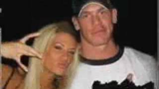 Ashley and John Cena Helpless when she smiles