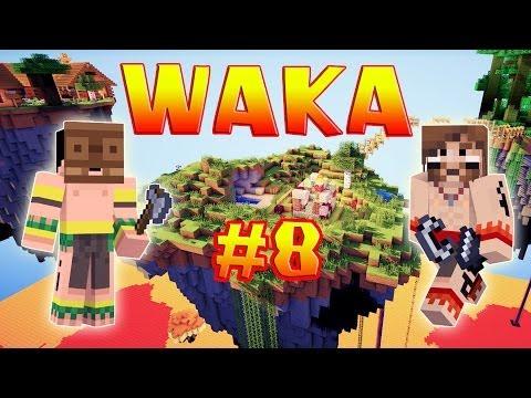 Waka - Ep. 8 - Les Nouveaux Héros - Fanta Et Bob Dans Minecraft video