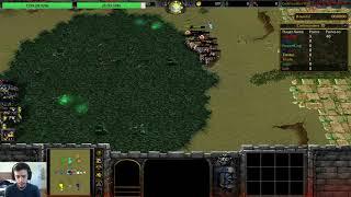 Warcraft 3: Commander TD #1 - Don't Rush Multi-Shot