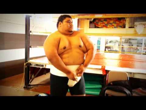 Mark Tanu - World Champion sumo wrestler