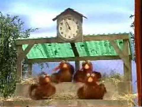 Sesame Street - Laying Eggs Around The Clock