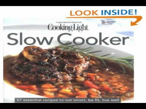 Cooking Light Slow Cooker Recipes
