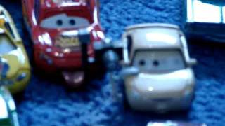 Ethan's Pixar Cars Collection - PART ONE