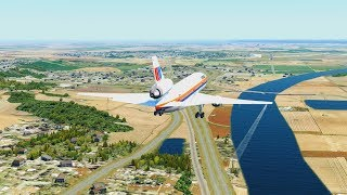 The Impossible Landing - United Airlines Flight 232 - P3D