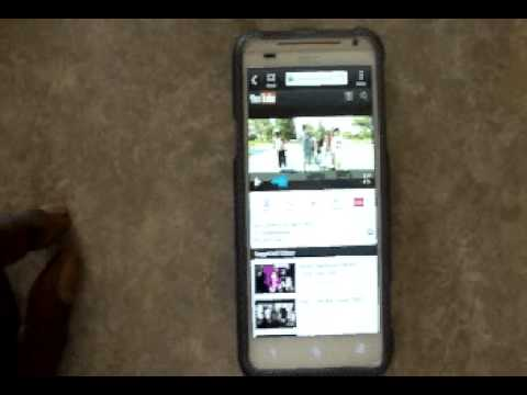 HTC Evo 4G LTE Flashed to Verizon Prepaid