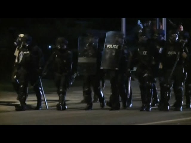 """Will Mike Brown's Killer Avoid Charges in Ferguson? Cops Stockpile Riot Gear Amid """"Troubling"""" Leaks"""