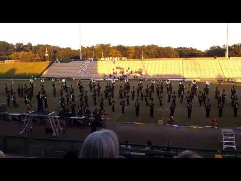 2014 DeLand High School Marching Bulldogs - FBA