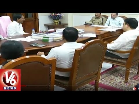 TSRTC Unions Calls Of Strike As Govt Agrees For 16% Interim Relief | V6 News