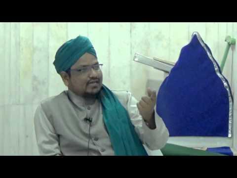 Gustakh e Rasool Ki Pahchan part3 at masjid e zubaida begum by mufti naiyer azam ashrafi saheb qibla