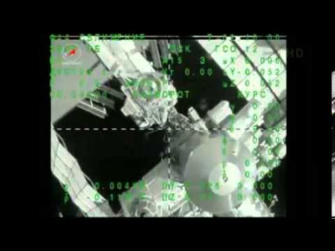 ISS Expedition 35 Post Landing Video File May 13, 2013