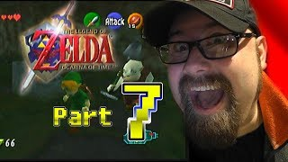 The Legend of Zelda: Ocarina of Time -- Part 7: Graveyard [N64]