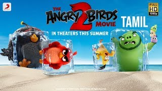 The Angry Birds Movie 2 - Official Tamil Trailer | In Cinemas August 23