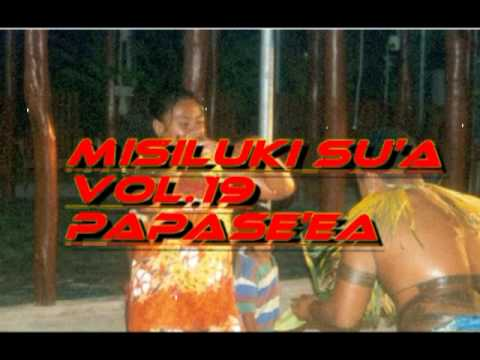 Samoan Music Misiluki Su'a video