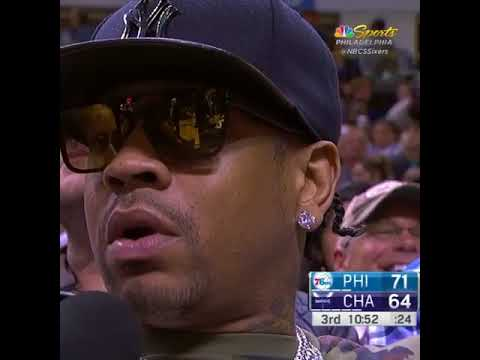 Allen Iverson Funny Interview