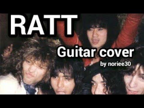 RATT ~BODY TALK~ cover
