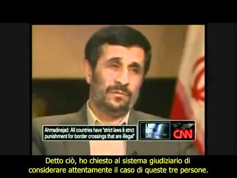 Intervista 2010 Larry King-Ahmadinejad - Sub Ita 1/3