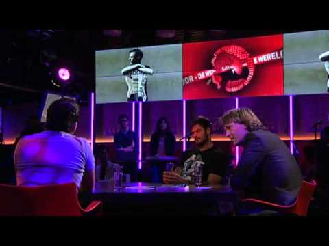 DWDD recordings - 07-03-2011