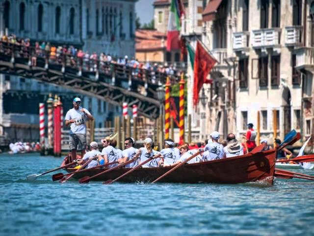 Vogalonga 2014 à Venise