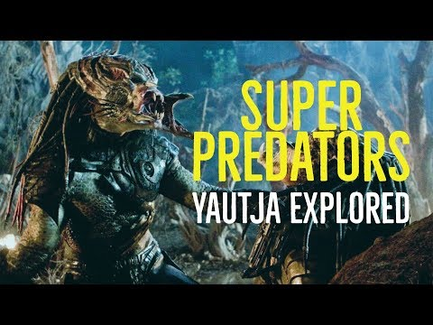 Super Predators (The Yautja Explored)