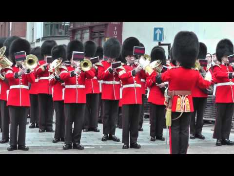 Margaret Thatcher's Ceremonial Funeral - London - 17/04/2013