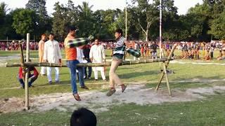 banga balish bari / funny game/ mojar khela / kol balish