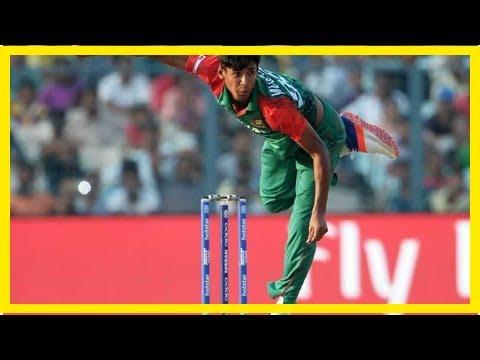 Breaking News | Mustafizur Rahman Ruled Out Of Bangladesh vs Afghanistan T20I Series – NDTV Sports