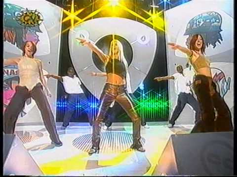 Atomic Kitten - I Want Your Love