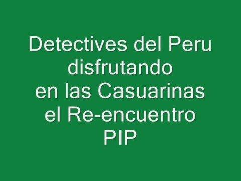 Policia de Investigaciones del Peru (Promocion Ranger's)