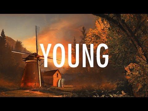 The Chainsmokers – Young (Lyrics / Lyric Video) [EDM]