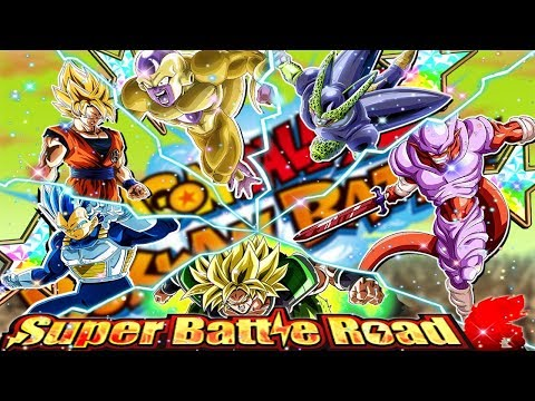 POWER OF EZA! Transformation Boost Super Battle Road Stage: DBZ Dokkan Battle