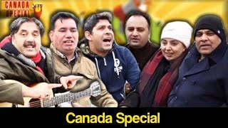 Khabardar Aftab Iqbal 18 March 2017 - Canada Special - Express News
